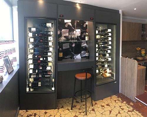fabricant de cave vin sur mesure afr cave vin. Black Bedroom Furniture Sets. Home Design Ideas